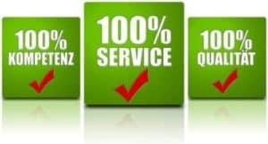 qualitaet service kompetenz